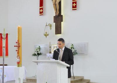 I Komunia Święta w parafii św. Hieronima