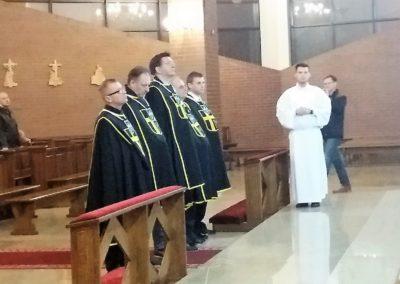 Nowi Rycerze Zakonu Świętego Jana Pawła II 2017