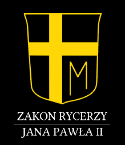 Logo rycerzy JPII