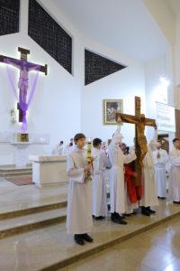 Kochamy piękną liturgię :-) w niej możemy spotkać Boga.