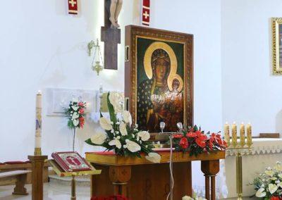 Nawiedzenie Obrazu Matki Bożej Królowej Polski
