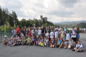 Dofinansowanie kolonii letnich dla dzieci naszej parafii