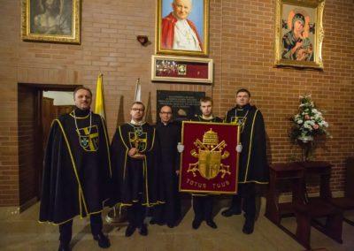 Odpust Rycerzy Zakonu Św. Jana Pawła II 2018