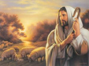 Jezus Dobry Pasterz