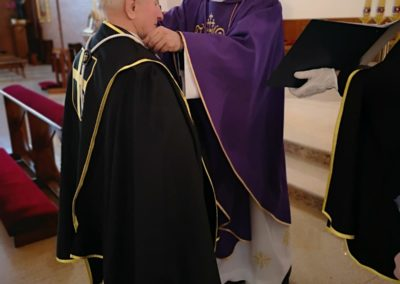 Rocznica śmierci św. JP II i promocja Braci Rycerzy 2019