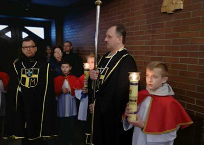Droga Krzyżowa (Lektorzy i Rycerze św. Jana Pawła II) 2019