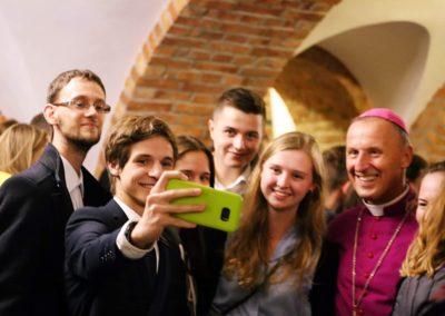 Rozpoczęcie Synodu Młodych DW-P 2019