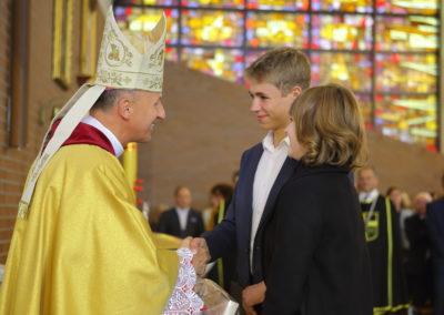 Uroczystość św. Hieronima (Sakrament Bierzmowania) 2019