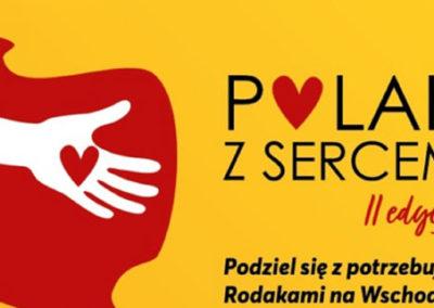 """II edycja akcji """"Polak z sercem"""" (KSM) 2019"""