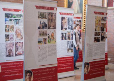 Wystawa o Cudach Eucharystycznych wg projektu bł. Carlo Acutisa